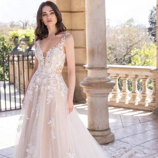 Enzoani - Ines Brautkleid Vorderansicht 1