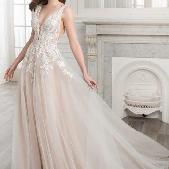 Enzoani - Soleil Brautkleid Vorderansicht 2