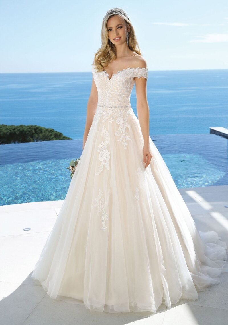 Ladybird - 421023 Brautkleid Vorderansicht 2