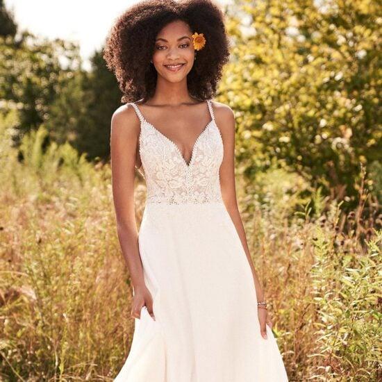 Lillian West - 66181 Brautkleid Vorderansicht 1