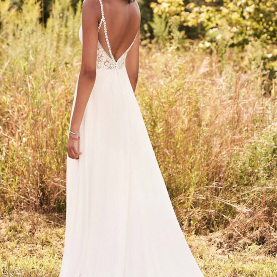 Lillian West - 66181 Brautkleid Rückansicht 1