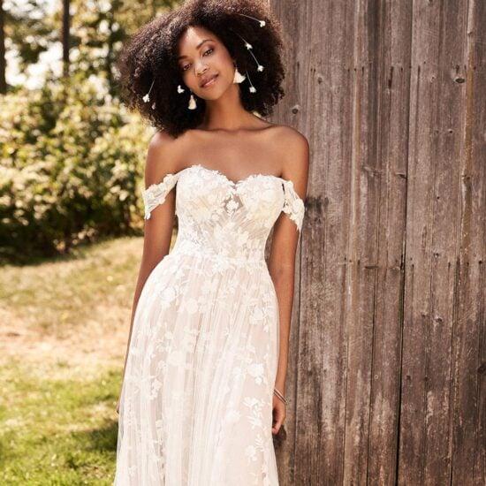 Lillian West - 66184 Brautkleid Vorderansicht 3