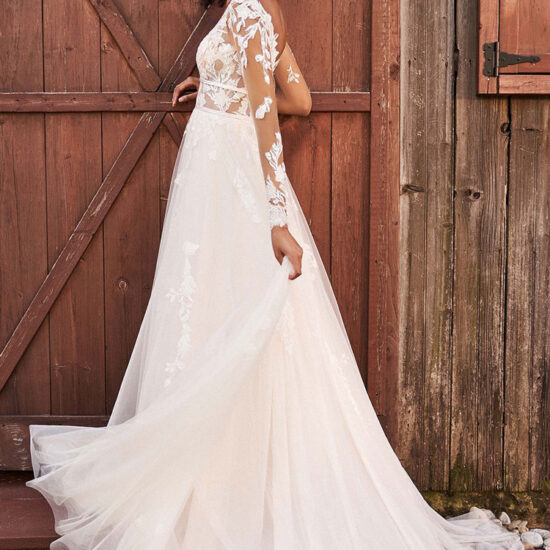 Lillian West - 66192 Brautkleid Rückansicht 2
