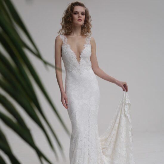 Olvi's - 5111 Brautkleid Vorderansicht 1