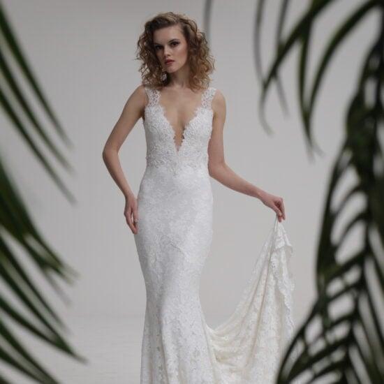 Olvi's - 5111 Brautkleid Vorderansicht 2