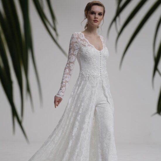 Olvi's - 5148 Brautkleid Vorderansicht 1