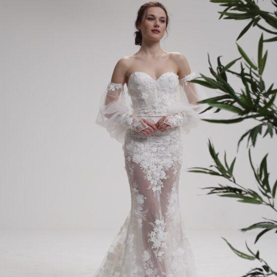Olvi's - 5150 Brautkleid Vorderansicht 1
