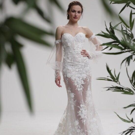 Olvi's - 5150 Brautkleid Vorderansicht 3