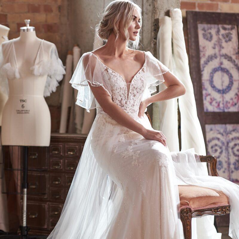 Rebecca Ingram - Fantasia Brautkleid Vorderansicht 1