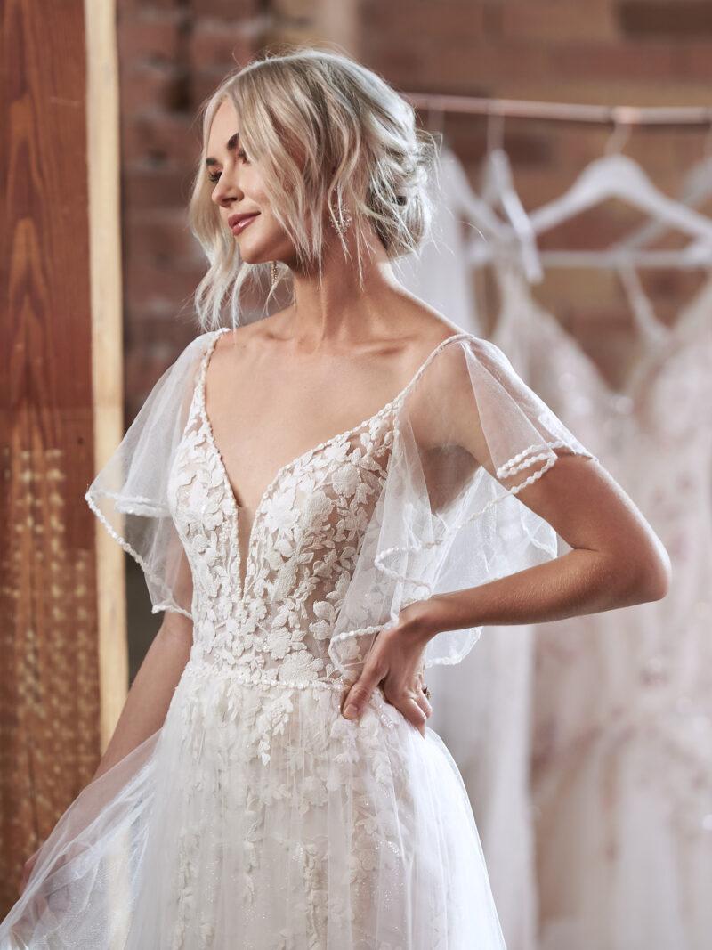 Rebecca Ingram - Fantasia Brautkleid Vorderansicht 3