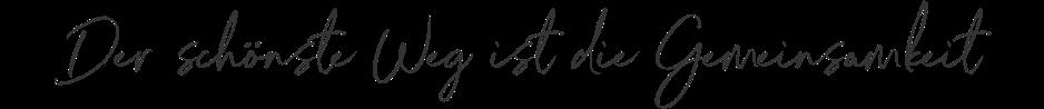 Team Lin-Riehl Motto