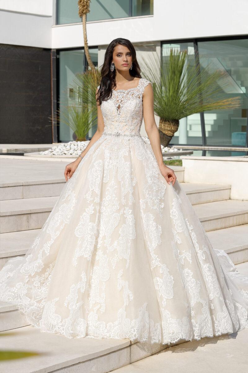 Ladybird - 220-406 Brautkleid Vorderansicht 1