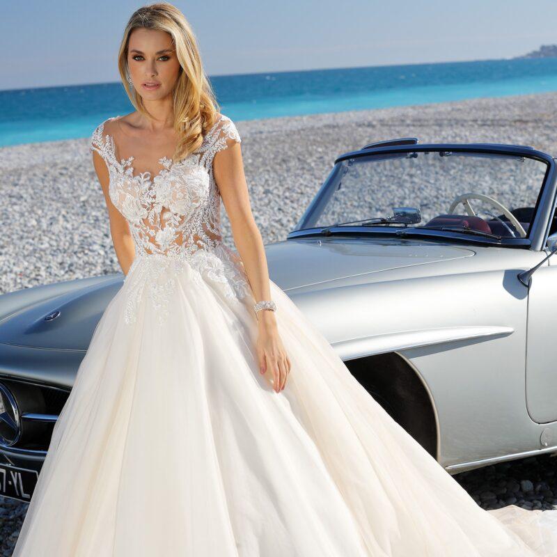 Ladybird - 320009 Brautkleid Vorderansicht 1