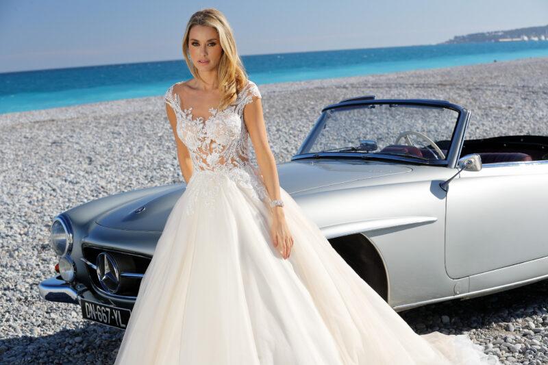 Ladybird - 320009 Brautkleid Vorderansicht 2
