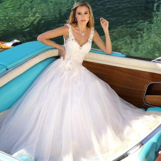 Ladybird - 320063 Brautkleid Vorderansicht 1