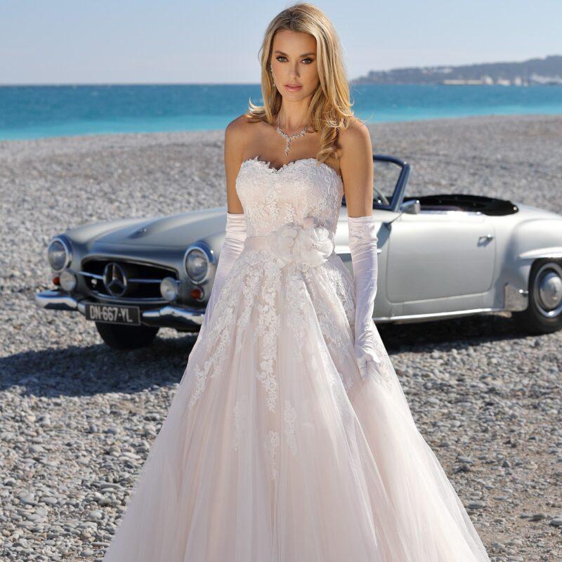 Ladybird - 420003 Brautkleid Vorderansicht 1