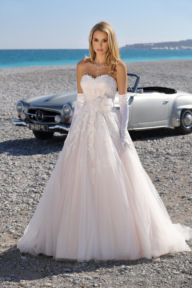 Ladybird - 420003 Brautkleid Vorderansicht 3
