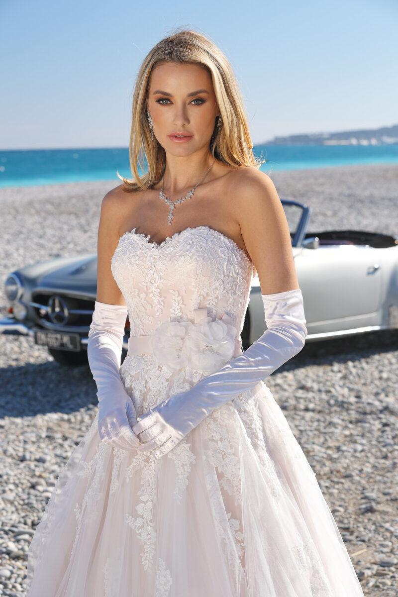 Ladybird - 420003 Brautkleid Vorderansicht 2