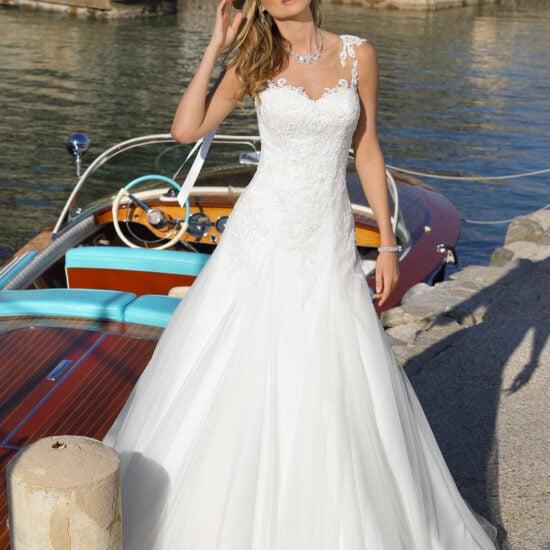 Ladybird - 420020 Brautkleid Vorderansicht 4