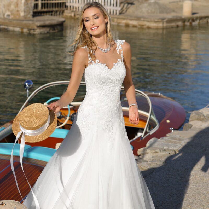 Ladybird - 420020 Brautkleid Vorderansicht 1