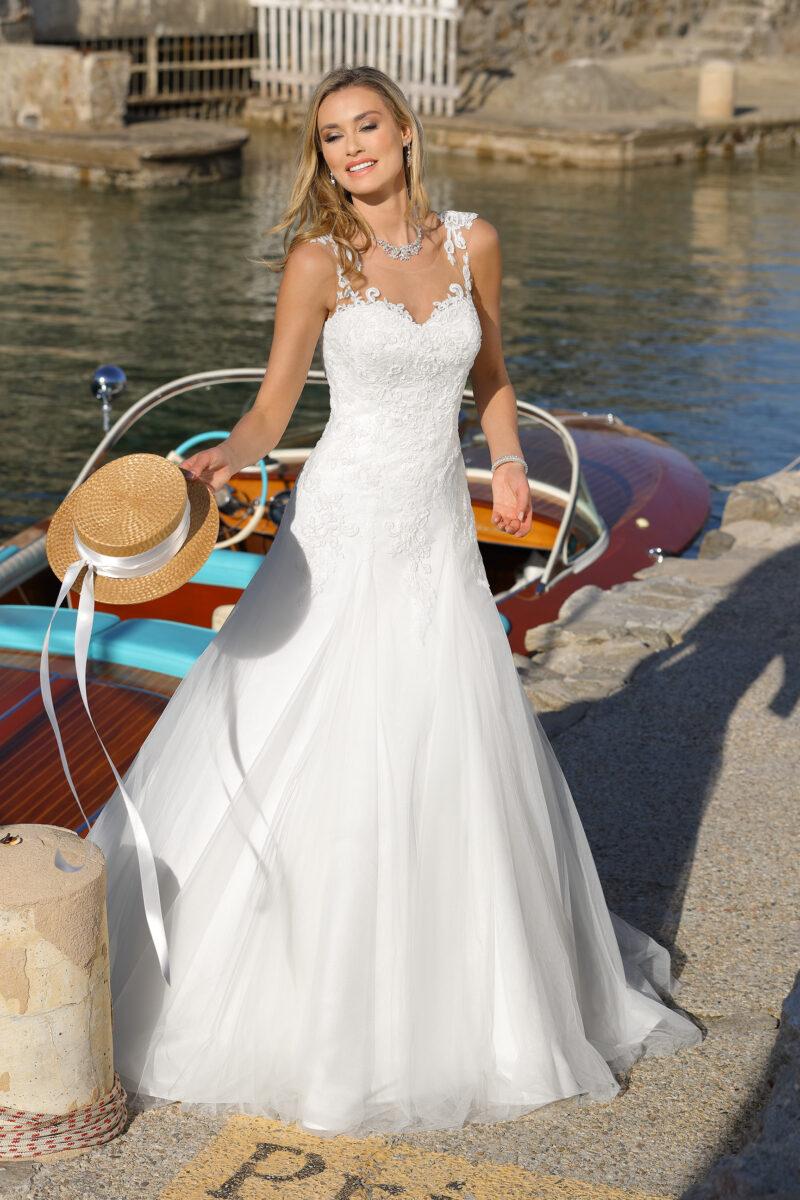 Ladybird - 420020 Brautkleid Vorderansicht 3