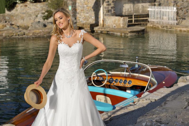 Ladybird - 420020 Brautkleid Vorderansicht 2