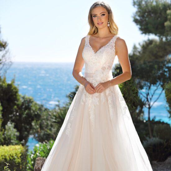 Ladybird - 420034 Brautkleid Vorderansicht 2
