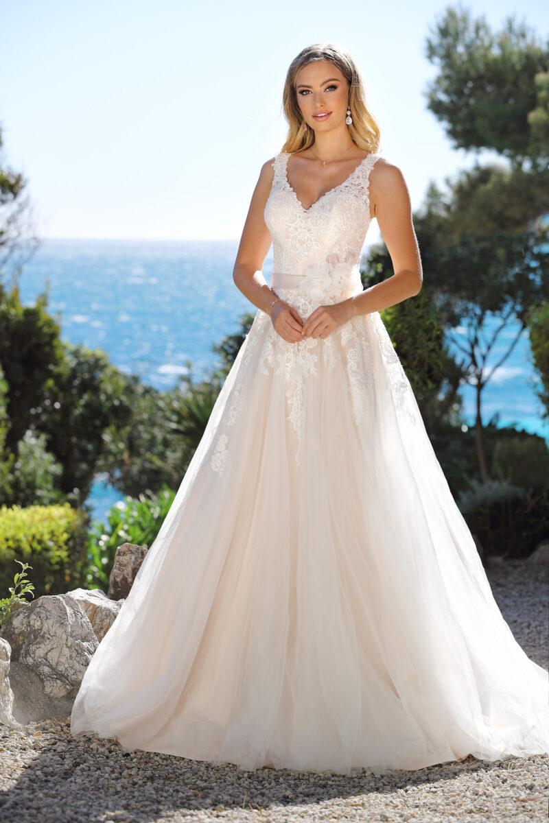 Ladybird - 420034 Brautkleid Vorderansicht 4