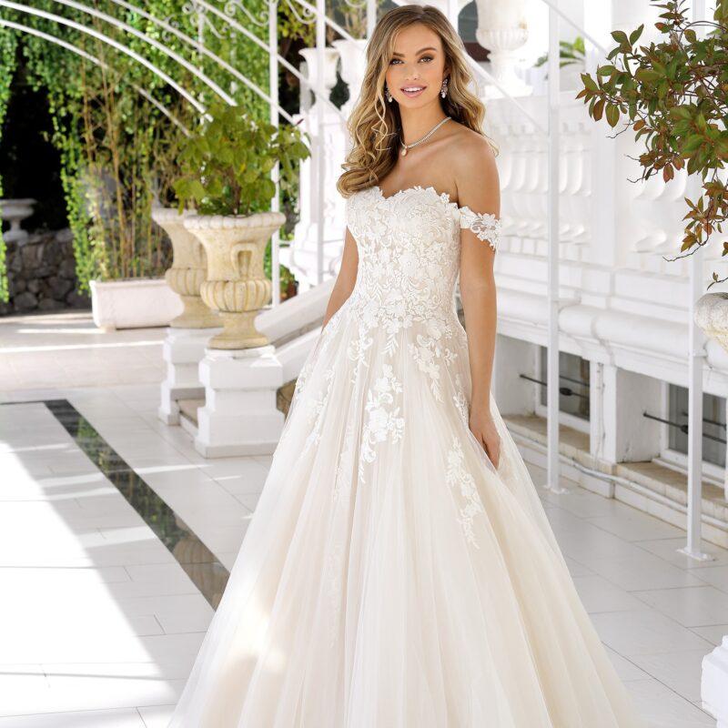 Ladybird - 420045 Brautkleid Vorderansicht 3