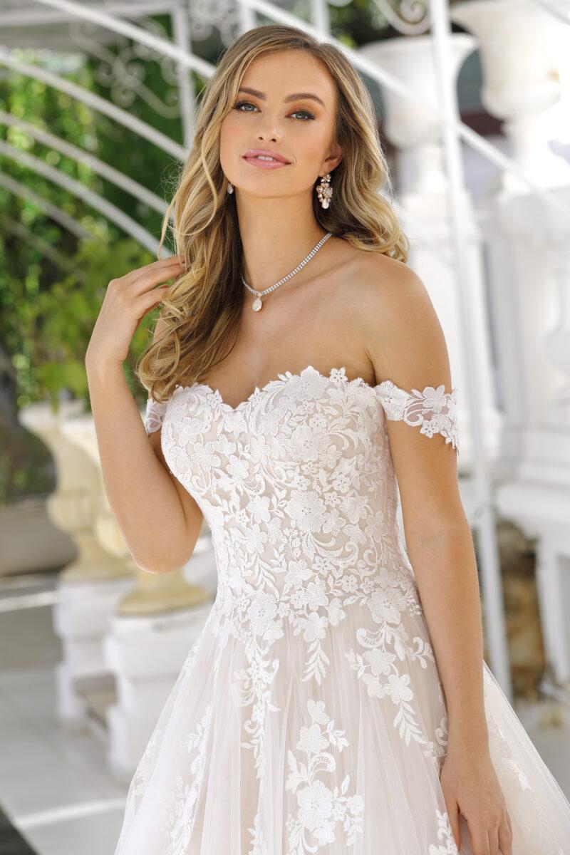 Ladybird - 420045 Brautkleid Vorderansicht 1
