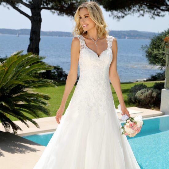 Ladybird - 420051 Brautkleid Vorderansicht 1