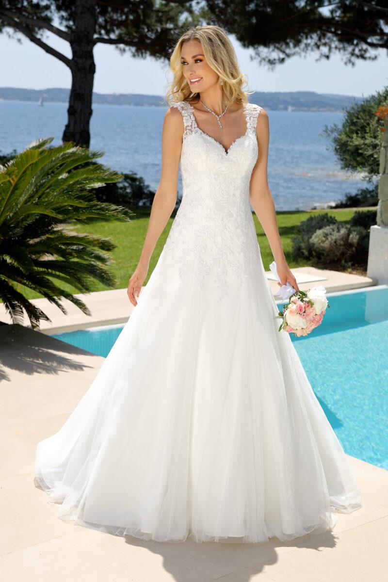 Ladybird - 420051 Brautkleid Vorderansicht 3