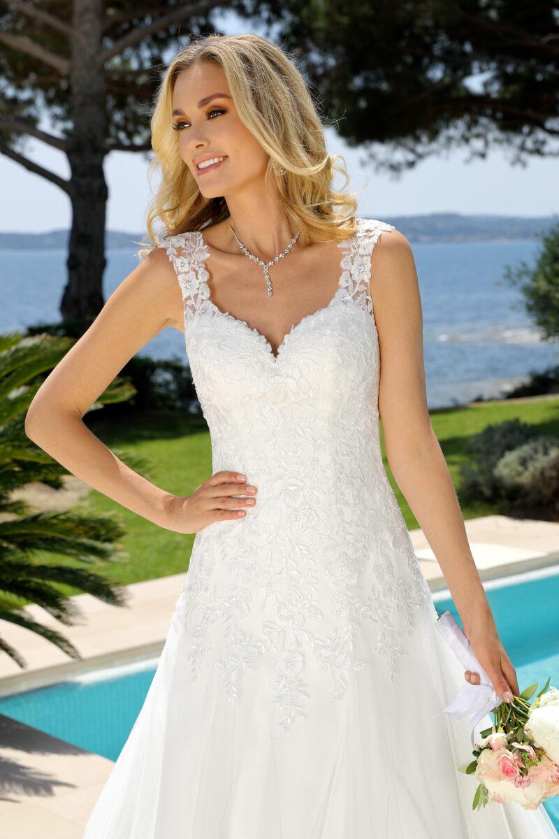 Ladybird - 420051 Brautkleid Vorderansicht 2