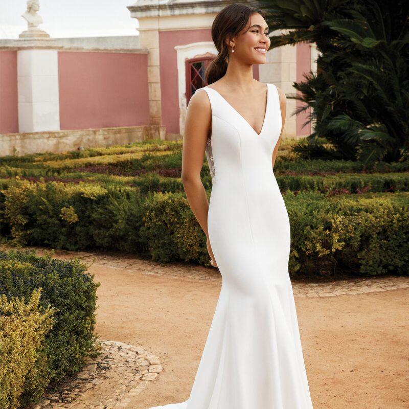 Sincerity - 44231 Brautkleid Vorderansicht 3