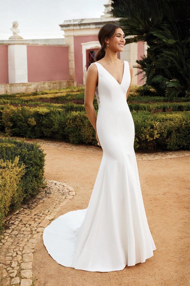 Sincerity - 44231 Brautkleid Vorderansicht 2