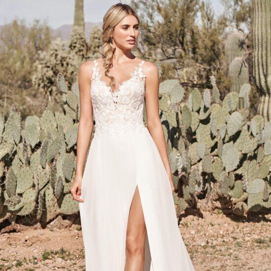 Lillian West - 66154 Brautkleid Vorderansicht 3