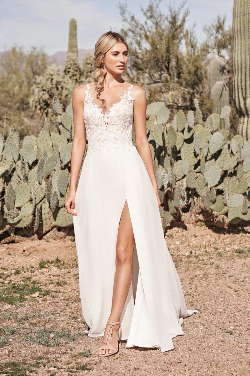 Lillian West - 66154 Brautkleid Vorderansicht 2