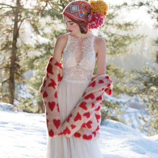 Watters Willowby - Daylily Brautkleid Vorderansicht 3