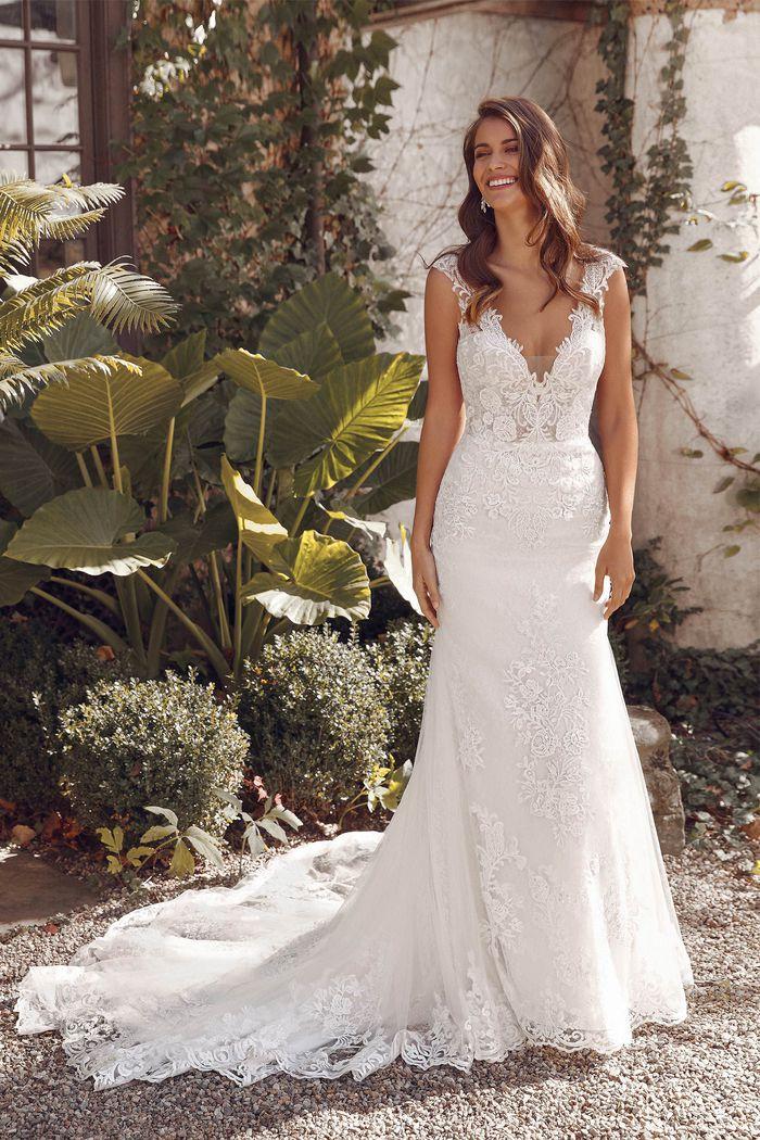 Justin Alexander - 88141 Brautkleid Vorderansicht 2