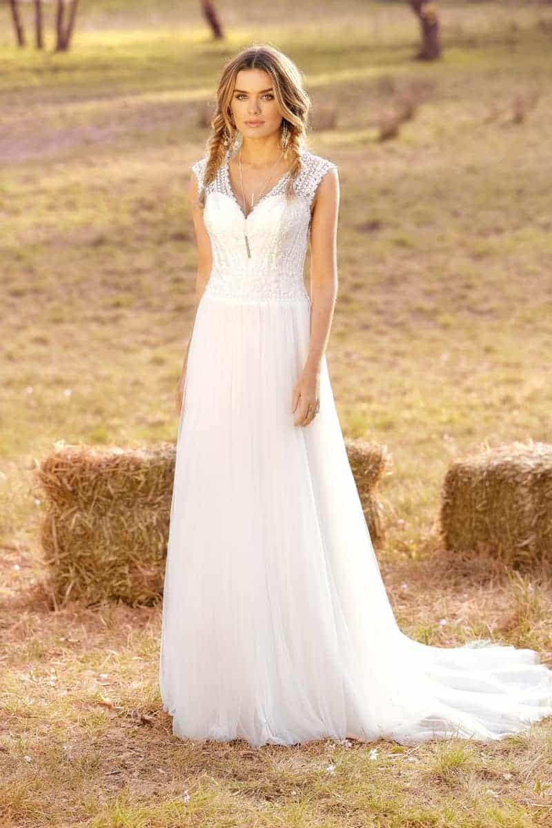 Ladybird - 219016 Brautkleid Vorderansicht 3