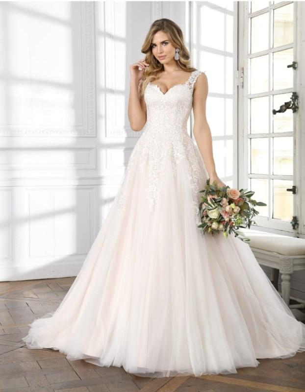 Ladybird - 421001 Brautkleid Vorderansicht 2