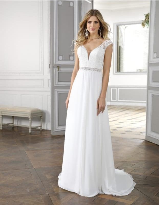 Ladybird - 421030 Brautkleid Vorderansicht 2