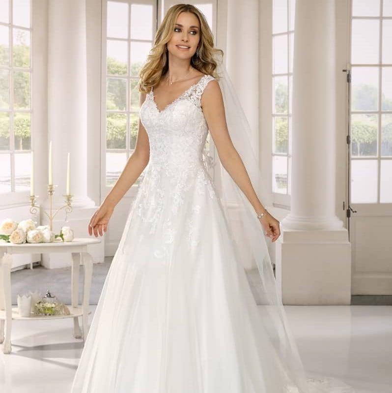 Ladybird - 421033 Brautkleid Vorderansicht 3