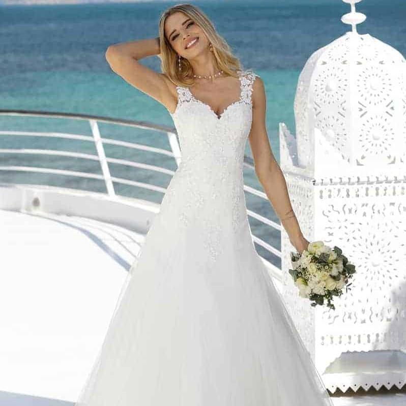 Ladybird - 421045 Brautkleid Vorderansicht 3