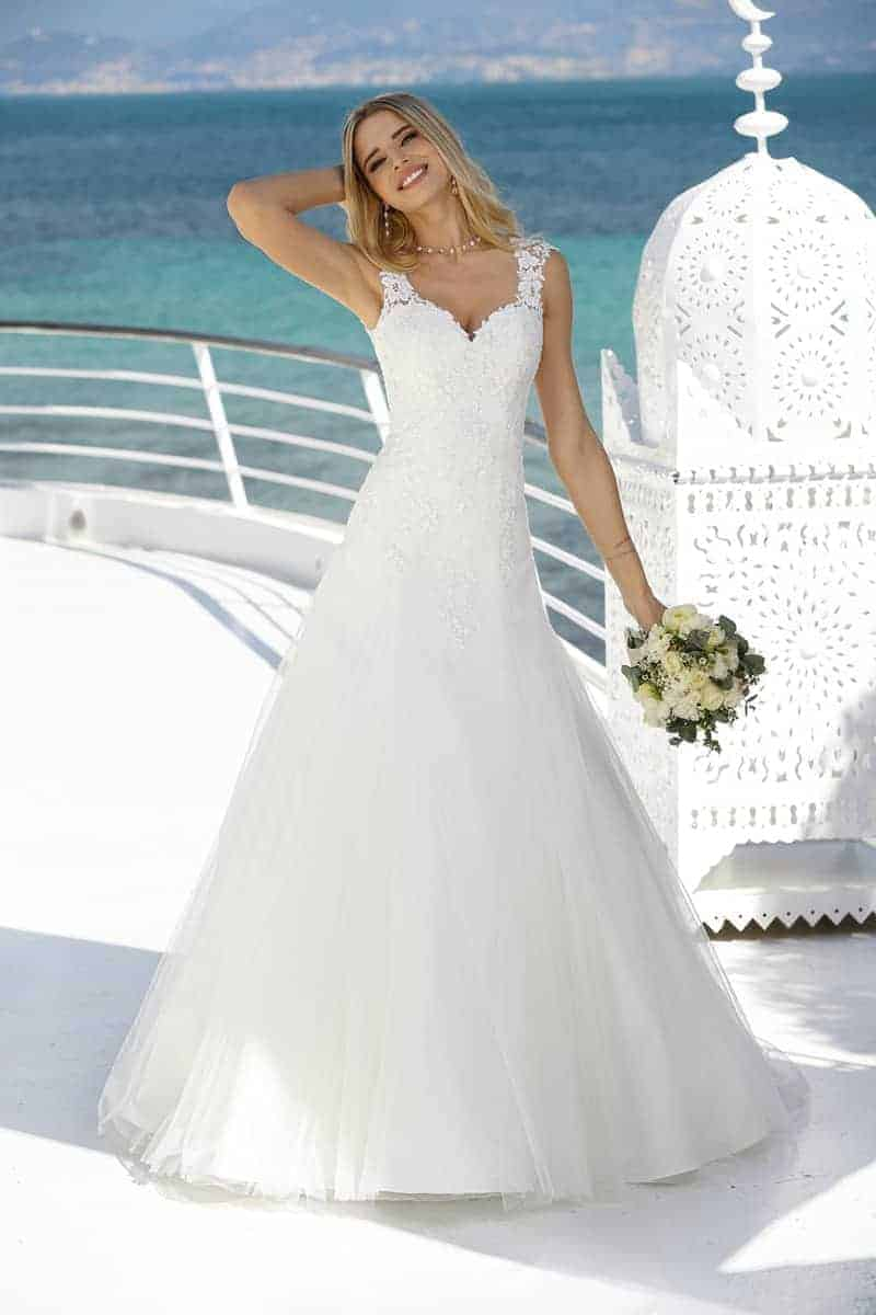 Ladybird - 421045 Brautkleid Vorderansicht 2