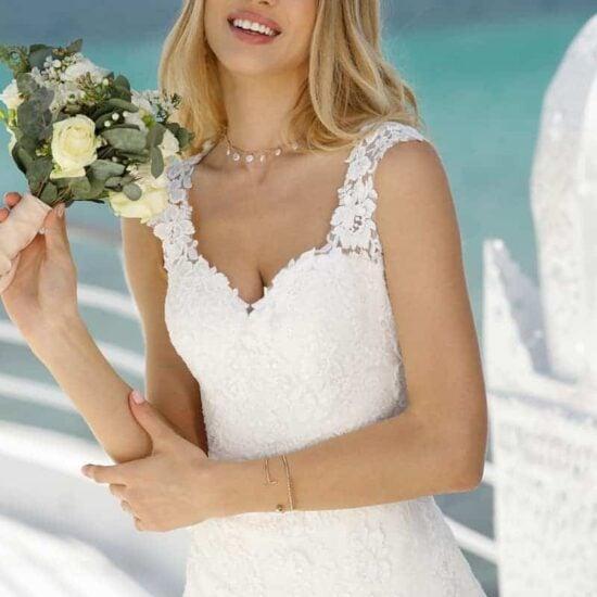 Ladybird - 421045 Brautkleid Vorderansicht 1