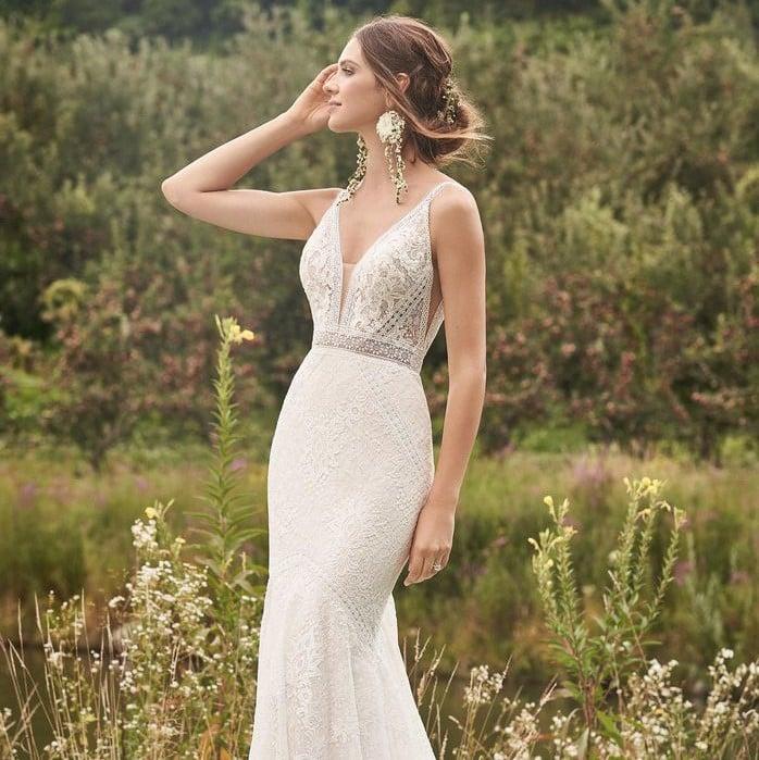 Lillian West - 66136 Brautkleid Vorderansicht 3