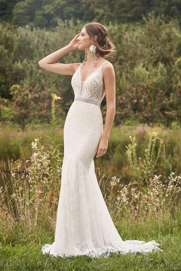 Lillian West - 66136 Brautkleid Vorderansicht 2