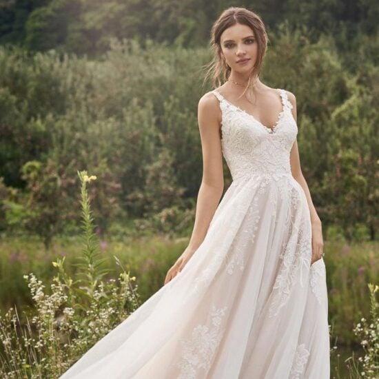 Lillian West - 66142 Brautkleid Vorderansicht 2
