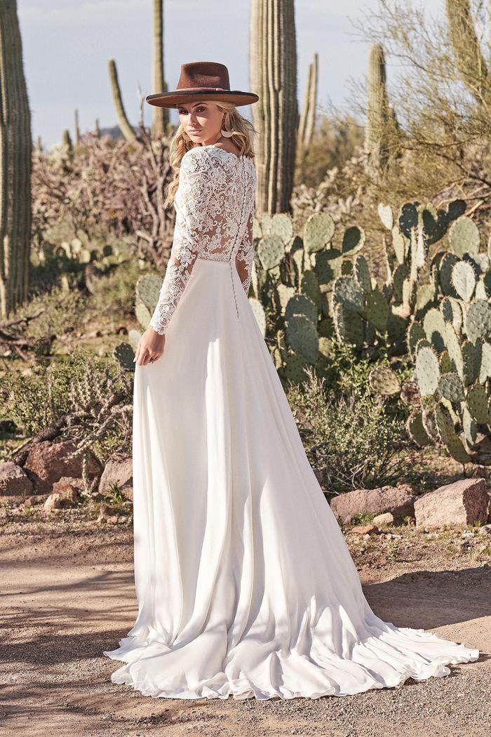 Lillian West - 66150 Brautkleid Rückansicht 1